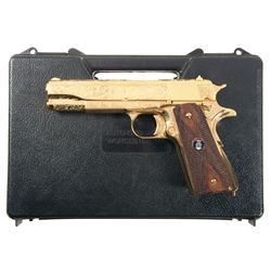 Auto Ordnance Cold War Commemorative 1911A1 Semi-Automatic Pistol with Case