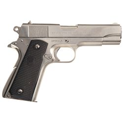 Colt Lightweight Commander Semi-Automatic Pistol with Box