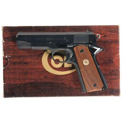 Colt Combat Commander 1911 Semi-Automatic Pistol with Box
