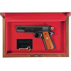 Cased Colt First Edition Delta Elite Semi-Automatic Pistol