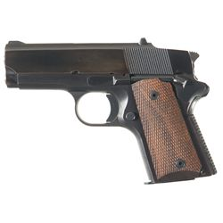 Early Detonics Mark I Semi-Automatic Pistol
