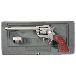 Ruger New Model Single Six Friends of N.R.A. 2002 Single Action Revolver with Case