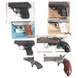 Eight Hand Guns