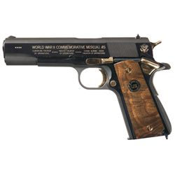 Auto Ordnance WWII Commemorative Model 1911A1 Semi-Automatic Pistol