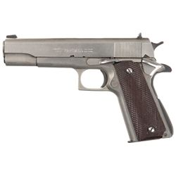 Caspian Arms Model 1911A1 Semi-Automatic Pistol with Randall Slide Assembly