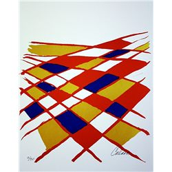 Calder Limited Edition Lithograph