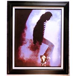 Giclee Giclee on Canvas of Michael Jackson