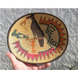 Basket from Panama