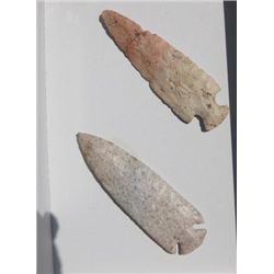 Dove Tail Spear Heads