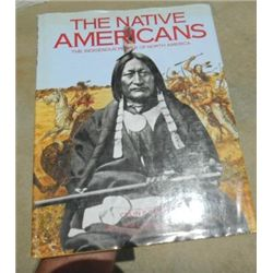 Book on Native Americans