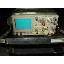 SONY TEKTRONIX 335 OSCILLOSCOPE