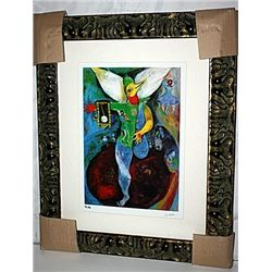 Chagall  Limited Edition - The Juggler
