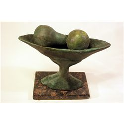 Salvador Dali Enchanting Limited Edition Bronze- Still Life with Pears