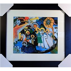 Wassily Kandinsky Limited Edition-ALL SAINTS