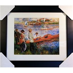 Pierre August Renoir  Limited Edition-Rowers at Chatou