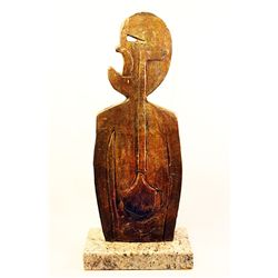 Tamayo Original limited Edition Bronze Sculpture -Man