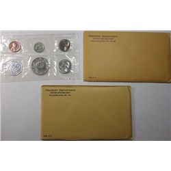 1963 & 1964 U.S. Proof Sets