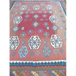 Jewel of Kashmir rug