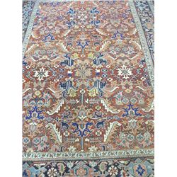 Oriental rug