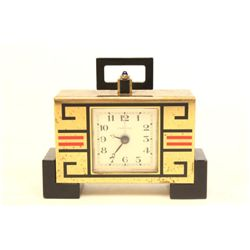 Cartier Deco clock