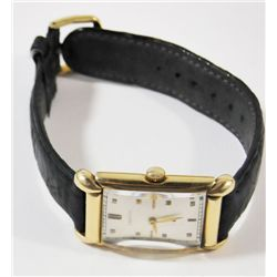 14kt yellow gold Cartier men's watch