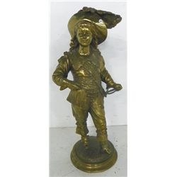 "Bronze figure ""Man with Sword"""