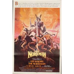The Norseman Original 1 Sh Movie Poster Viking Film