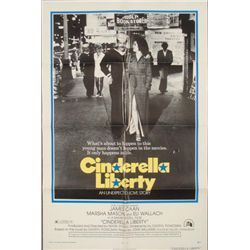 Cinderella Liberty Orig 1 Sh Movie Poster Navy Film