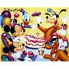 Image 3 : 4 Animation Prints Mickey Mouse, Bugs Bunny, Thumbelina