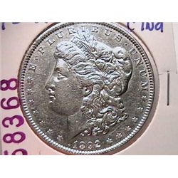 1892 Morgan Dollar XF40