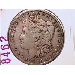 1900-S Morgan Dollar F12