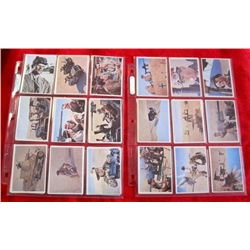 32 - 1966 Topps Rat Patrol TV Show Trading Cards