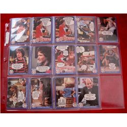 44 - 1978 Topps Mork & Mindy TV Show Trading Cards