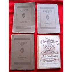 1902 Almanac & 1920's Virginia School Publications