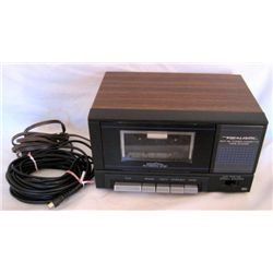1986 Realistic Stereo Cassette Playback Tape Deck