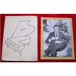 2 Music Programs - Liberace & Victor Borge