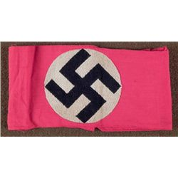 how to make nazi armband