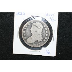 1823 Liberty Bust Half Dollar