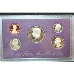 1988-S US Mint Proof Set