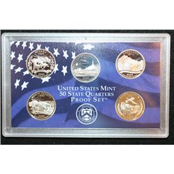 2006-S US Mint State Quarter Proof Set