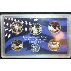 2003-S US Mint State Quarter Proof Set