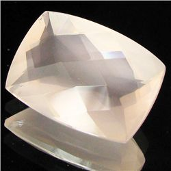 28.80ct Clear Misty Moonstone Cut Cushion (GEM-32012)
