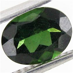 1.17ct Green Peridot Oval (GEM-41157)