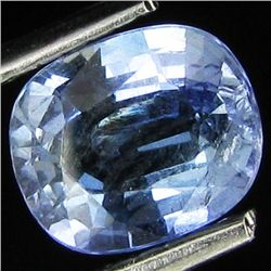 1.32ct Natural Tanzanite Tanzania Excellent (GEM-29941)