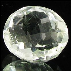 18.96ct White Quartz Oval (GEM-29561E)