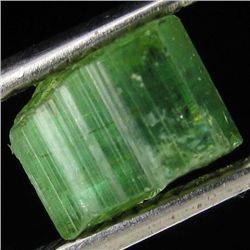2.94ct Blue Green Cuprian Tourmaline Facet Rough  (GEM-24709A)