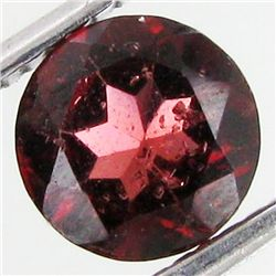 1.37ct Red Spinel Round (GEM-38962)