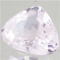 3.3ct Blush Pink Kunzite Trillion (GEM-42970)