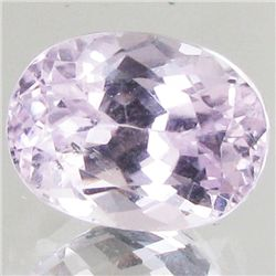6.6ct Blush Pink Kunzite Oval (GEM-43049)