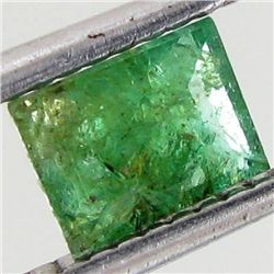 0.65ct Natural Mint Green Zambian Emerald (GEM-19076)